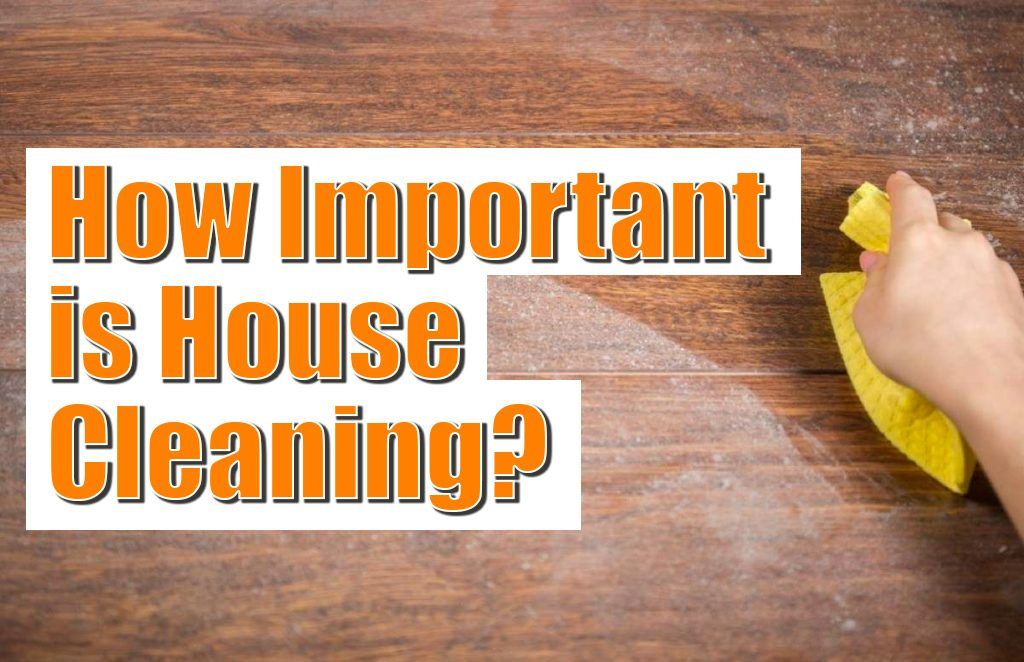 How Important is House Cleaning