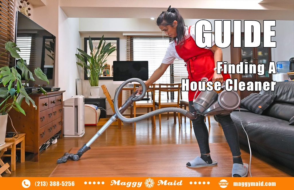 Maggy Maid - Finding a House Cleaner Resume & What to Look For