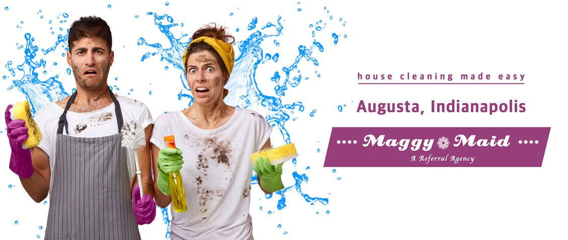 Maggy Maid - Augusta, Indianapolis, Indiana House Cleaning Services & Maid Service