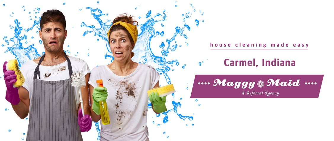 Maggy Maid - Carmel, Indiana House Cleaning Services & Maid Service