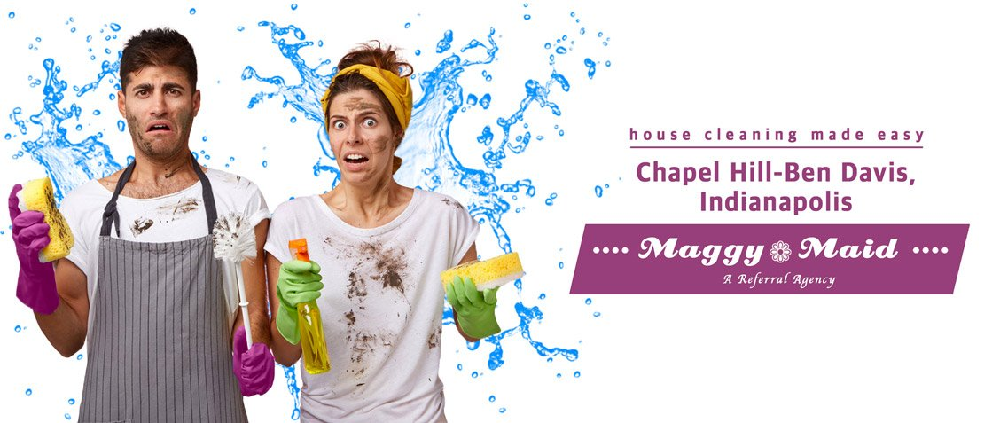 Maggy Maid - Chapel Hill-Ben Davis, Indianapolis, Indiana House Cleaning Services & Maid Service