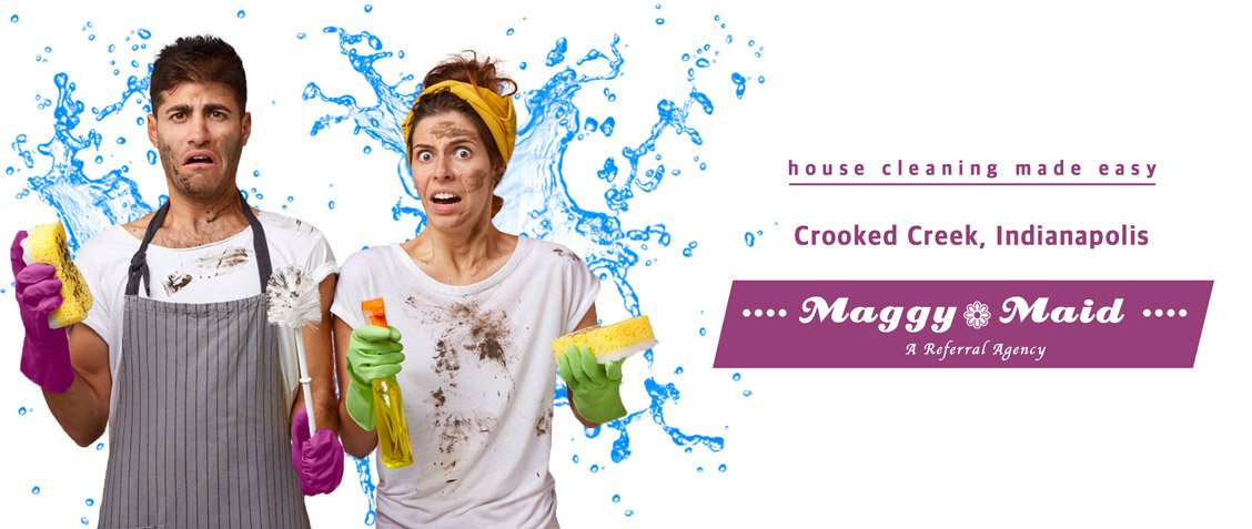 Maggy Maid - Crooked Creek, Indianapolis, Indiana House Cleaning Services & Maid Service