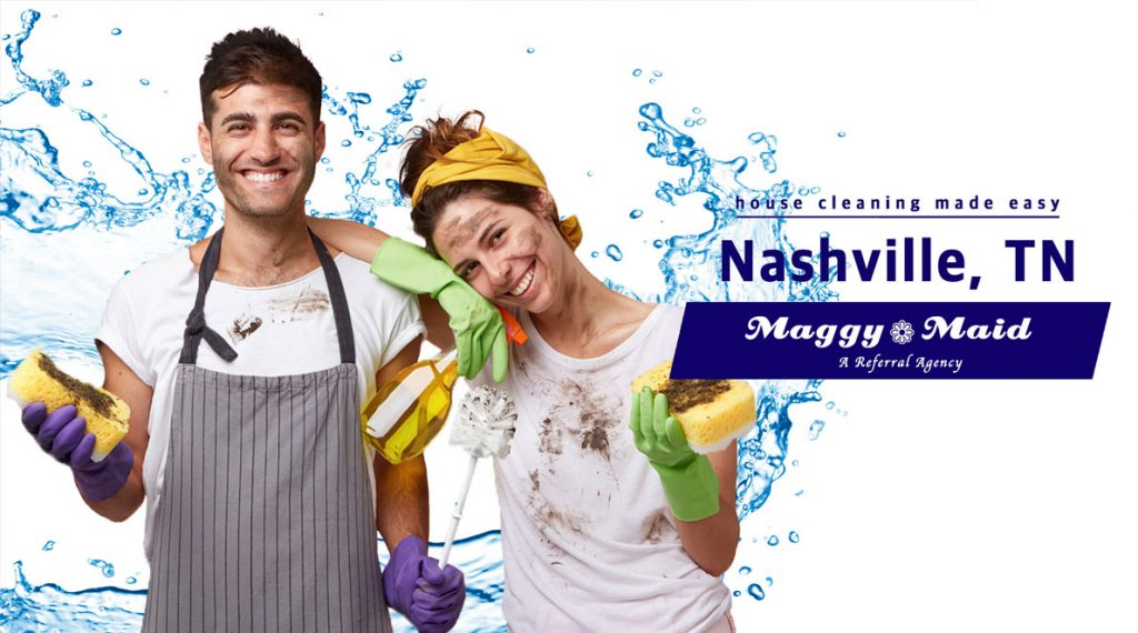 Why Maggy Maid is the Best House Cleaning Referral Agency in Nashville, TN