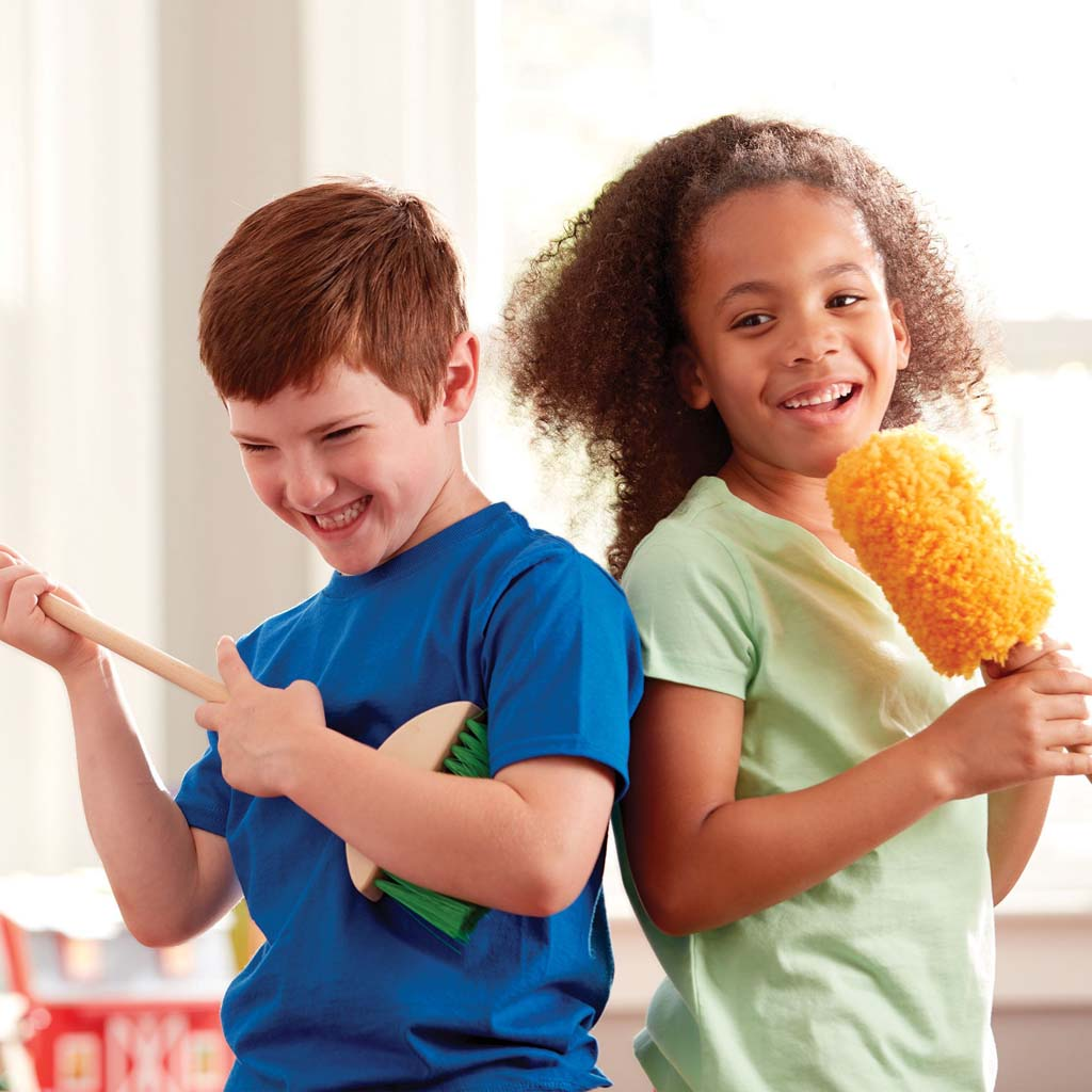 3 Little Ways on How Kids Can Help You with House Cleaning