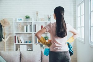 How Do Professional House Cleaners Clean their Homes Everyday