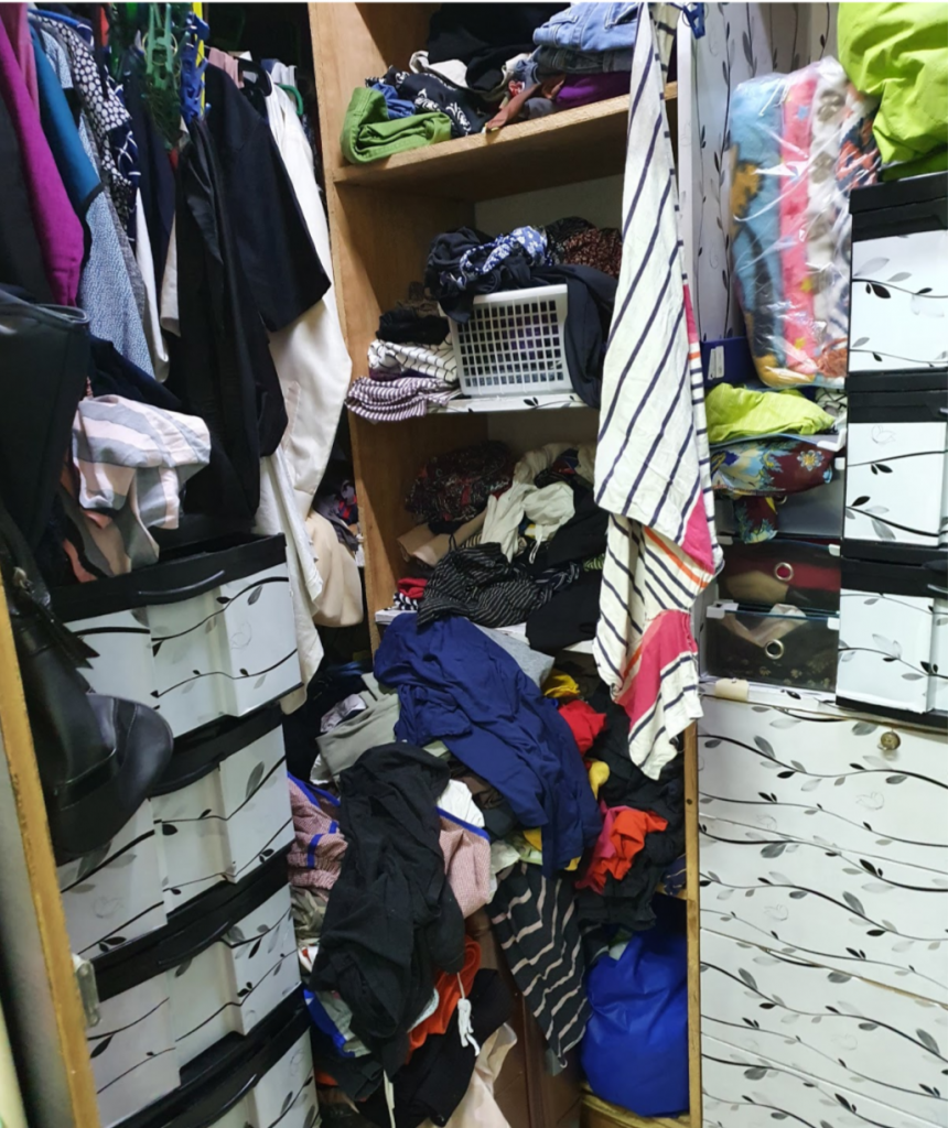 closet organization tips, house cleaning sacramento