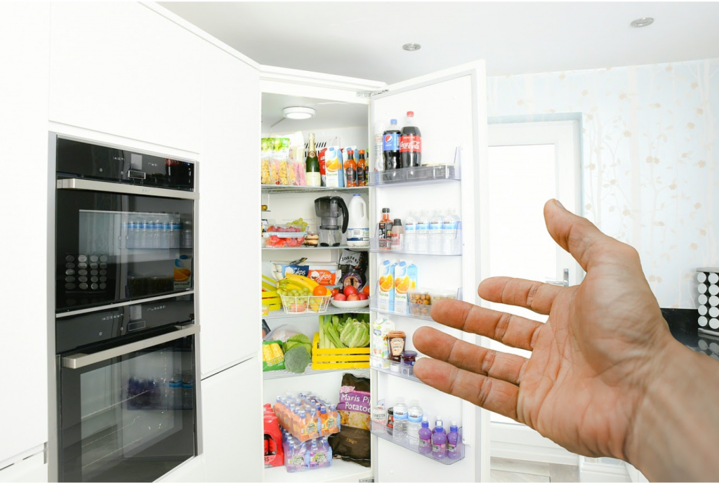 fridge cleaning, house cleaning, san diego