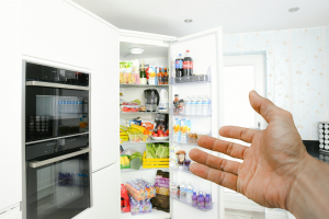 Fridge Life Hacks from House Cleaning San Diego That Can Save Your Life