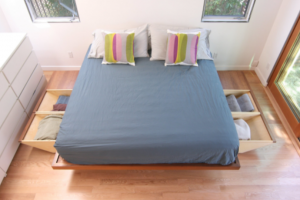Valuable Ideas for Under-Bed Storage | House Cleaning Sacramento