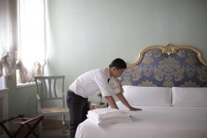 Bedding Disinfection