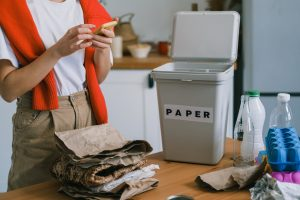 Ways to Reduce Paper Clutter