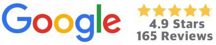 Google (GMG Listing) 4.9 Star Rating