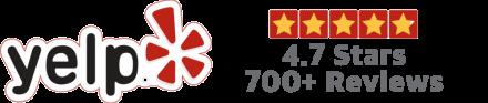Yelp 4.5 Star Rating - Maggy Maid